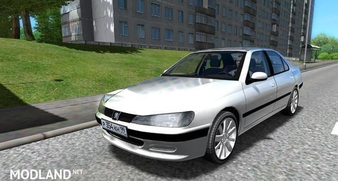 Peugeot 406 [1.5.9]